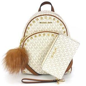 Michael Kors Bags   3pcs Camille Lg Satchel Wallet Charms